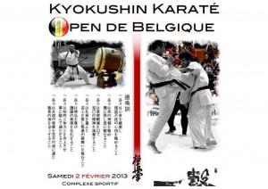 open belgique